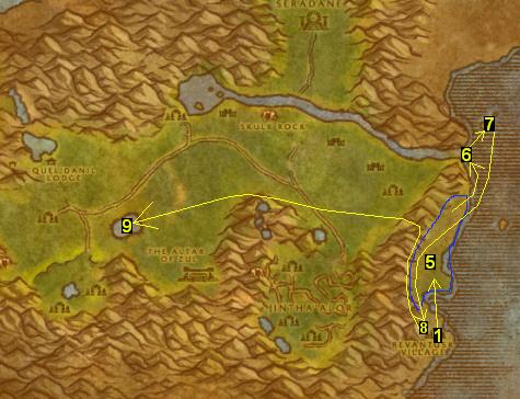 1 60 horde leveling guide: